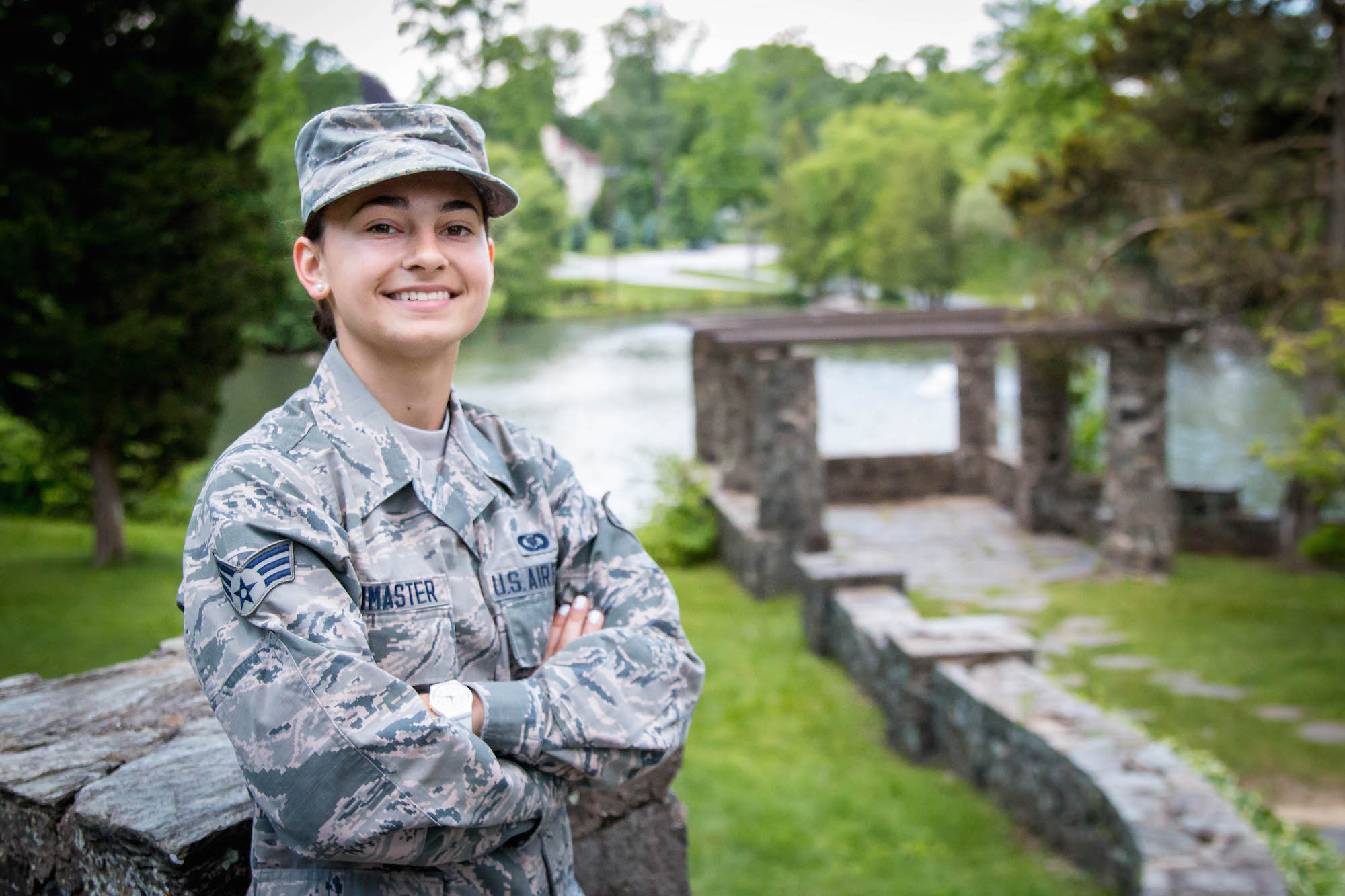Learn more about the Center for Military & Veteran Students