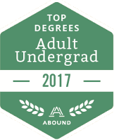 Top Degrees Adult Undergraduate