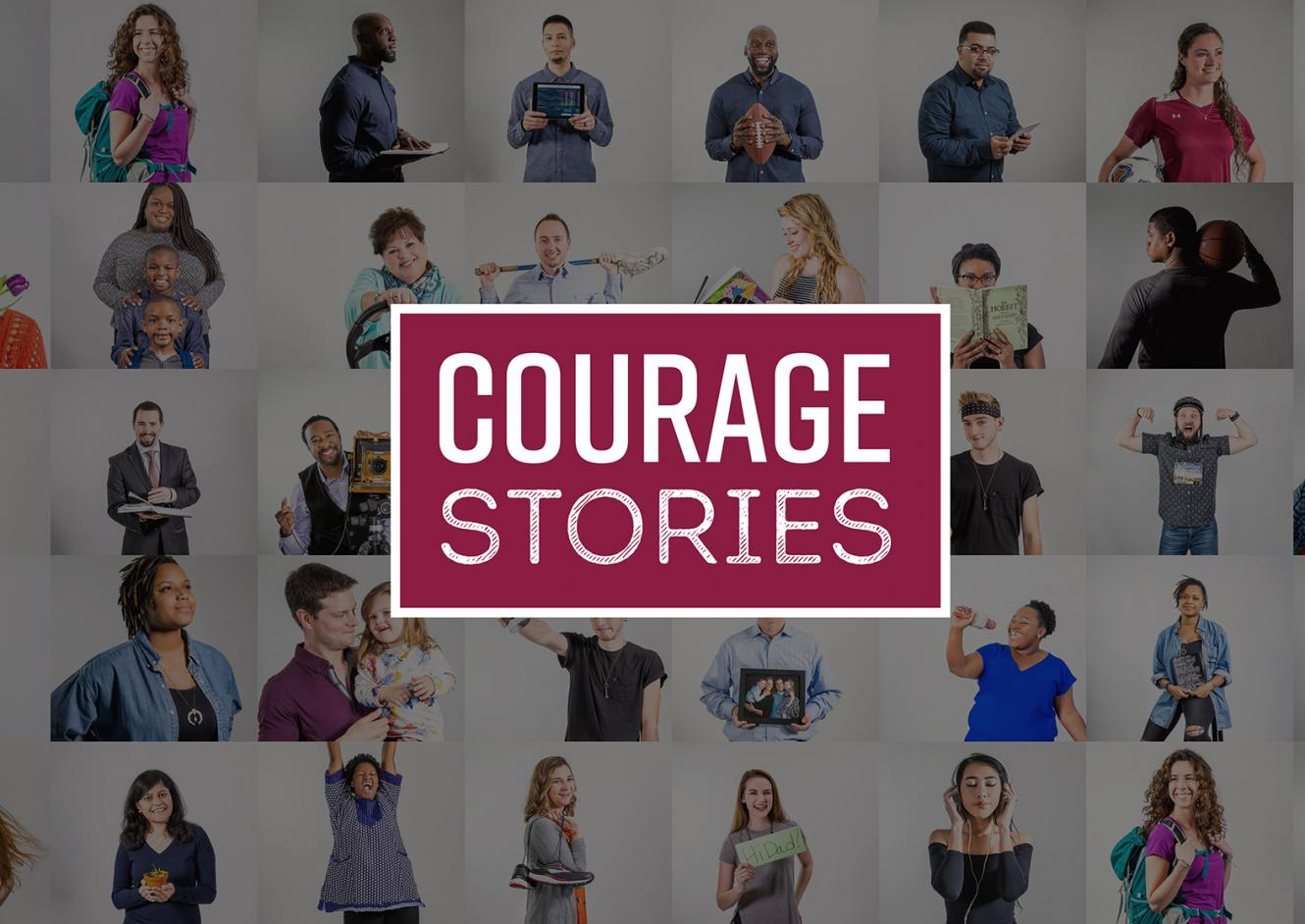 Courage Stories